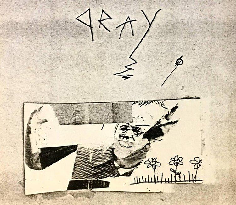 Basquiat Gray