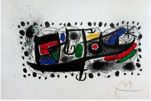 Joan Miró and Catalonia