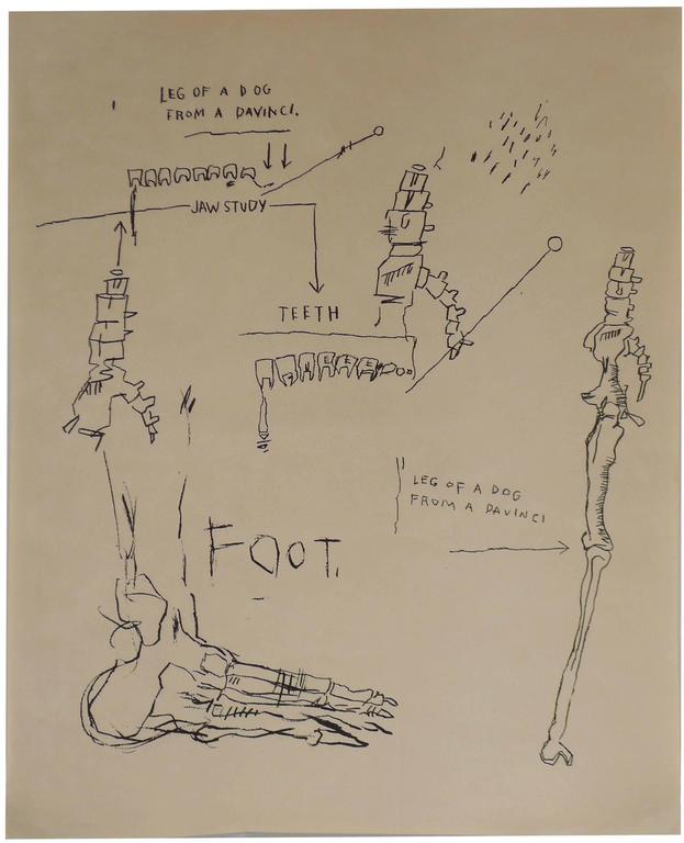 Leg of the Dog